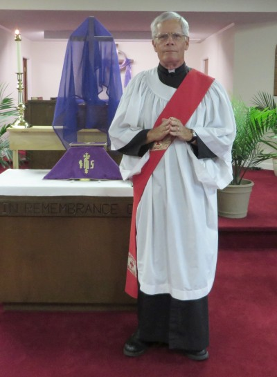 Deacon Peter Towle